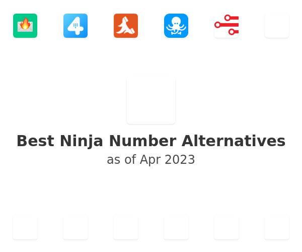 Best Ninja Number Alternatives