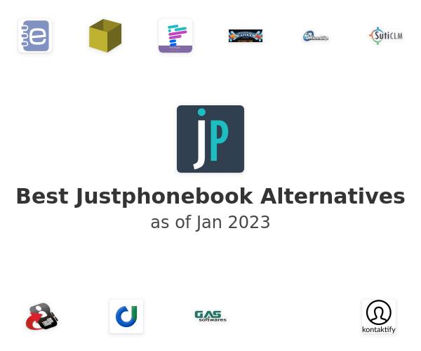 Best Justphonebook Alternatives