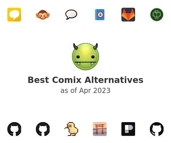 Best Comix Alternatives