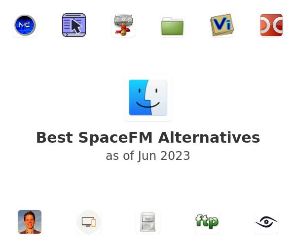 Best SpaceFM Alternatives