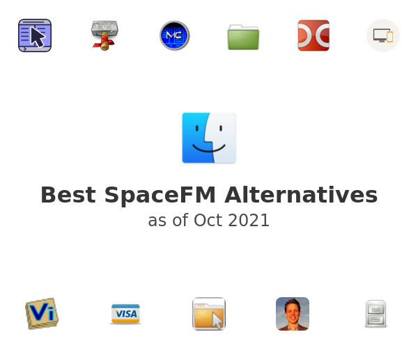 Best SpaceFM Alternatives