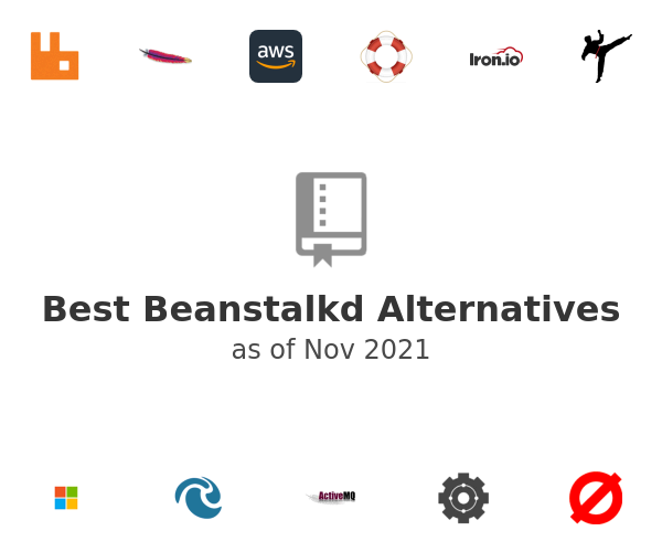 Best Beanstalkd Alternatives