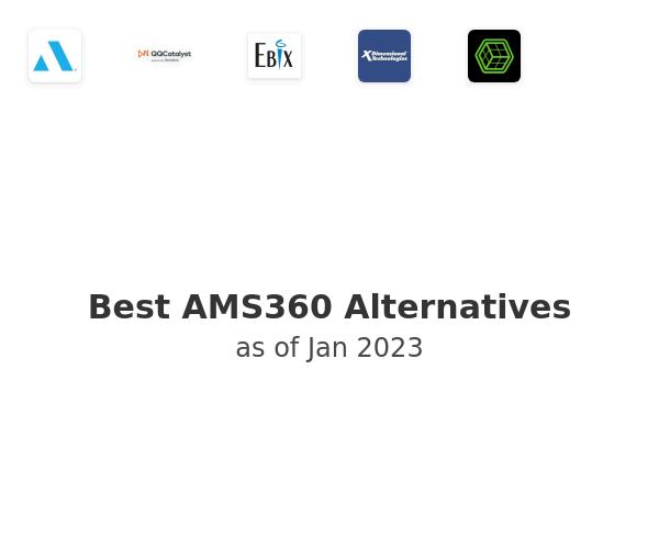 Best AMS360 Alternatives