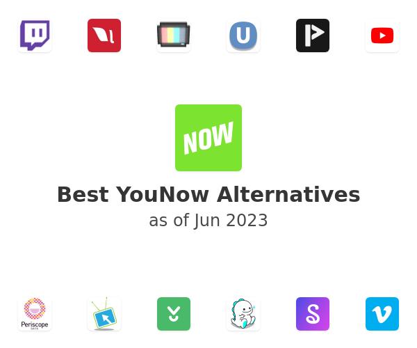 Best YouNow Alternatives