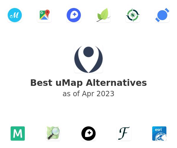 Best uMap Alternatives