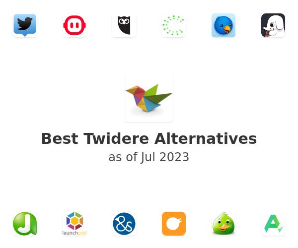 Best Twidere Alternatives