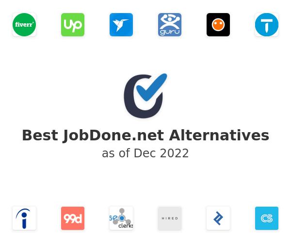 Best JobDone.net Alternatives