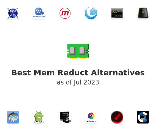 Best Mem Reduct Alternatives