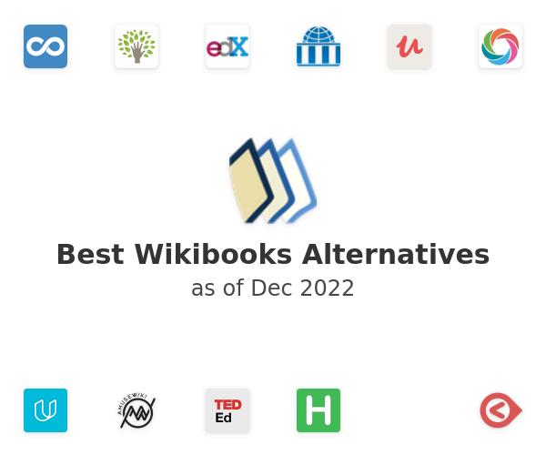 Best Wikibooks Alternatives