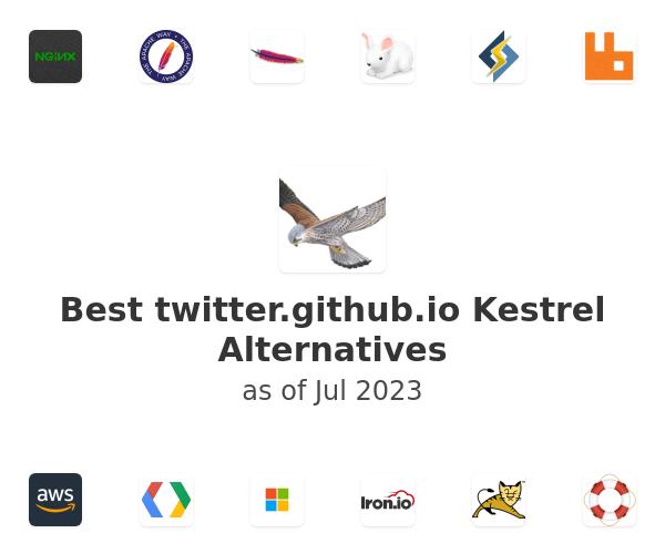 Best twitter.github.io Kestrel Alternatives