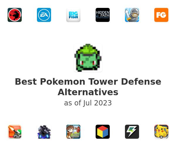 Best Pokemon Tower Defense Alternatives