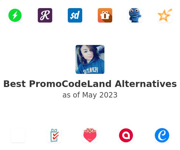 Best PromoCodeLand Alternatives