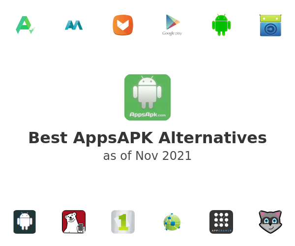 Best AppsAPK Alternatives