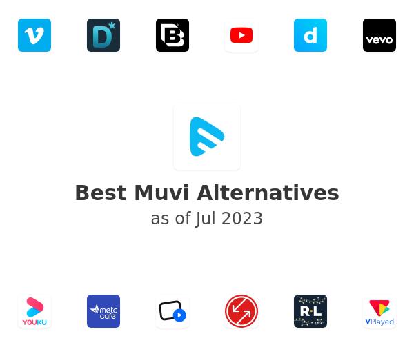 Best Muvi Alternatives