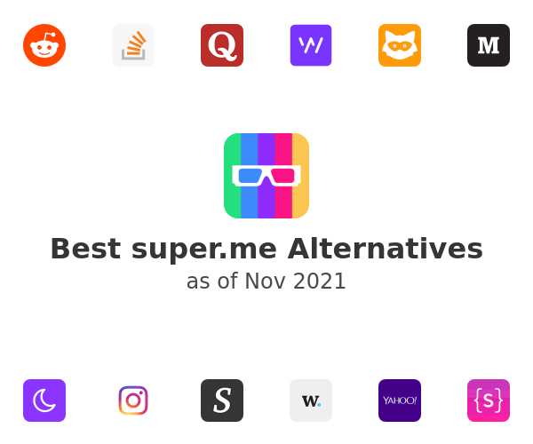 Best super.me Alternatives