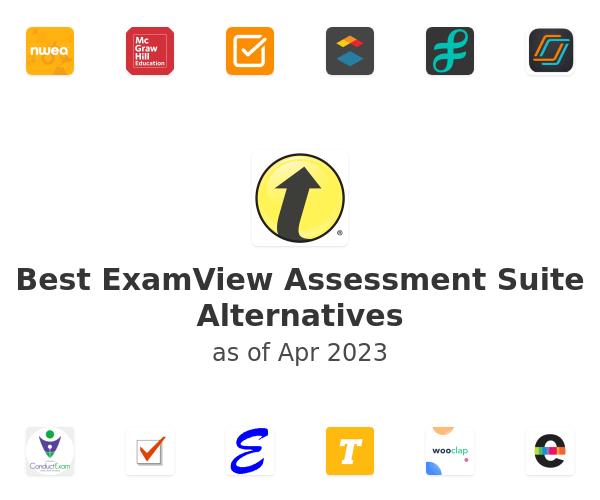 Best ExamView Assessment Suite Alternatives