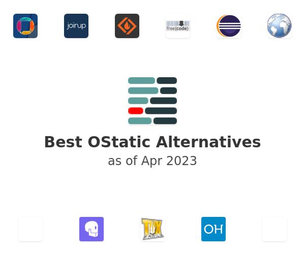 Best OStatic Alternatives