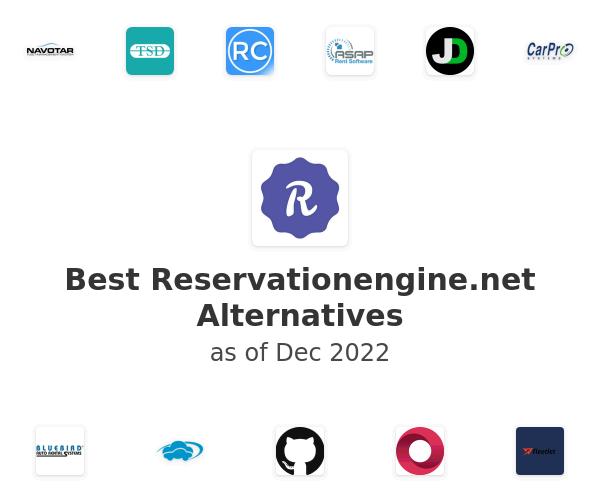 Best Reservationengine Alternatives
