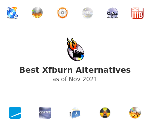 Best Xfburn Alternatives