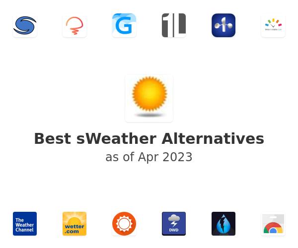 Best sWeather Alternatives