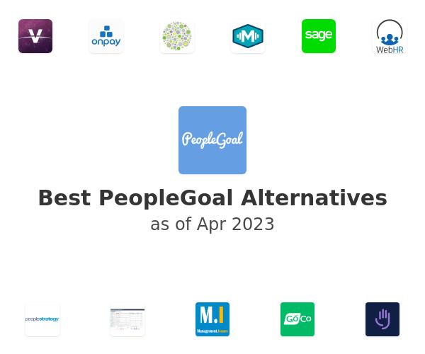 Best PeopleGoal Alternatives