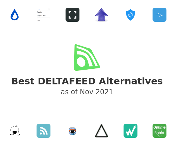 Best DELTAFEED Alternatives