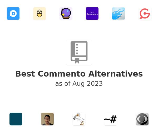 Best Commento Alternatives