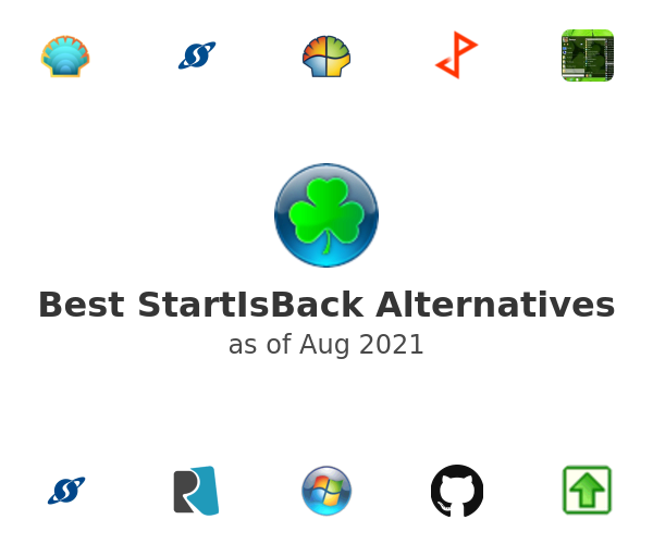 Best StartIsBack Alternatives