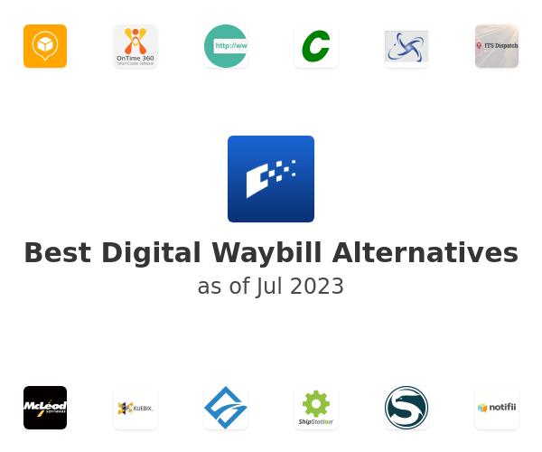 Best Digital Waybill Alternatives