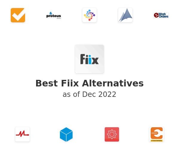 Best Fiix Alternatives