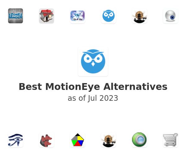 Best MotionEye Alternatives
