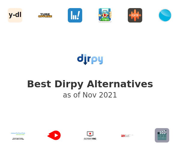 Best Dirpy Alternatives