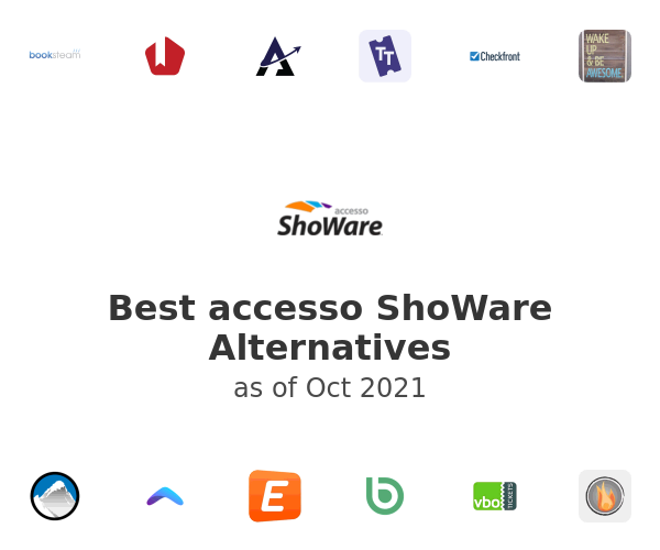 Best accesso ShoWare Alternatives