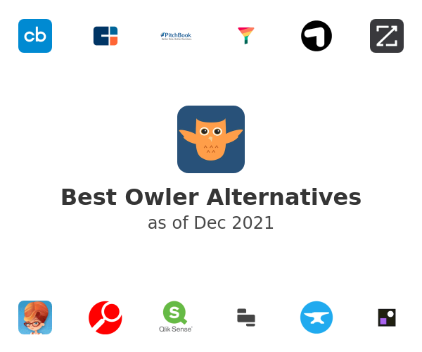 Best Owler Alternatives
