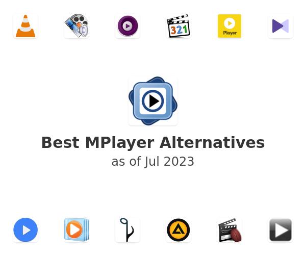 Best MPlayer Alternatives