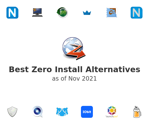 Best Zero Install Alternatives