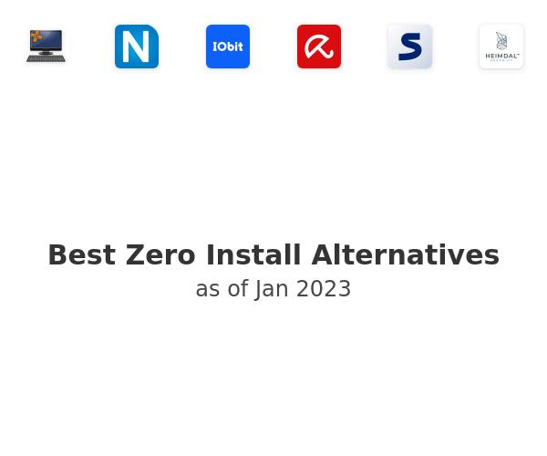 Best Zero Install Alternatives