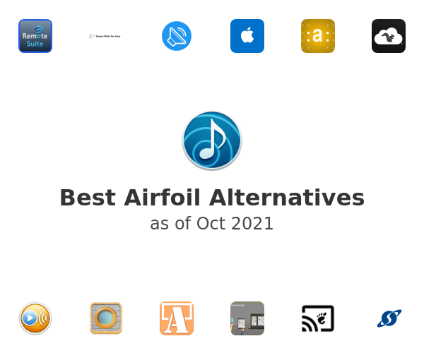 Best Airfoil Alternatives
