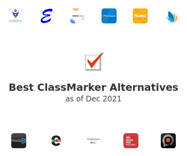 Best ClassMarker Alternatives