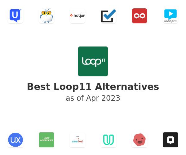 Best Loop11 Alternatives