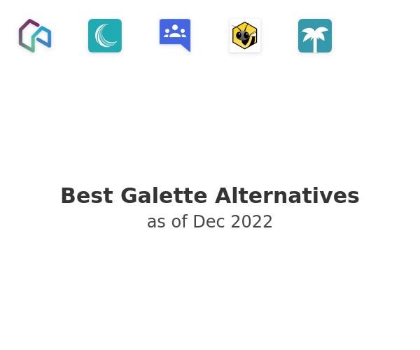 Best Galette Alternatives
