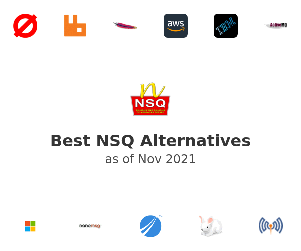 Best NSQ Alternatives