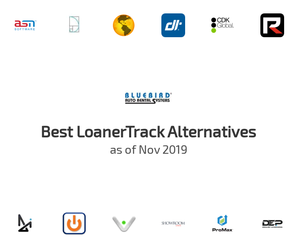 Best LoanerTrack Alternatives