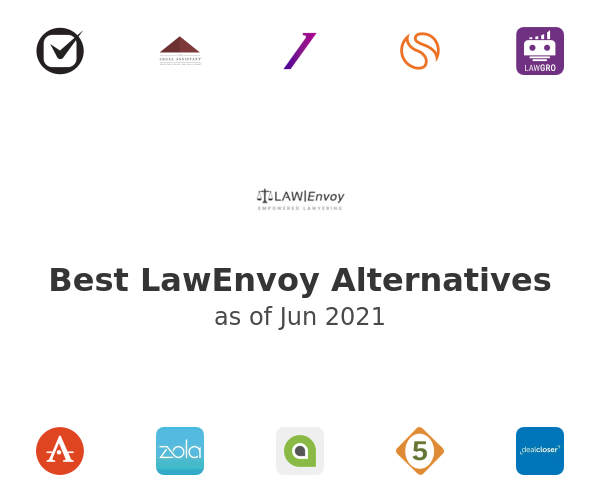 Best LawEnvoy Alternatives