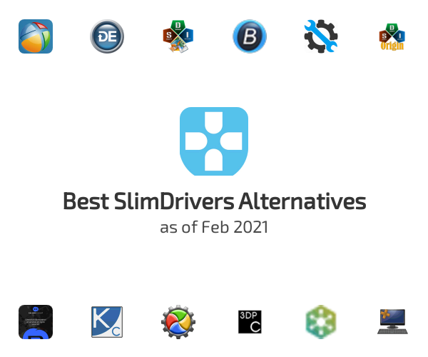 Best SlimDrivers Alternatives