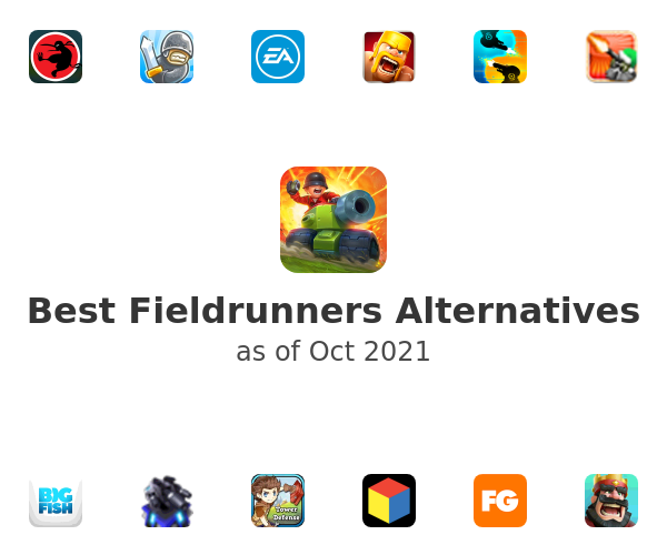 Best Fieldrunners Alternatives