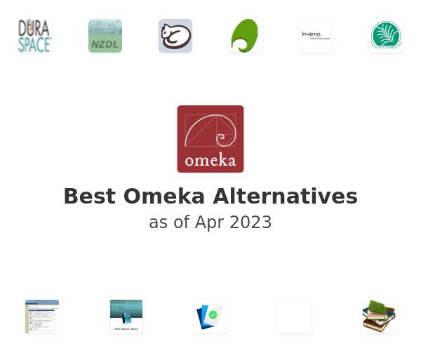 Best Omeka Alternatives