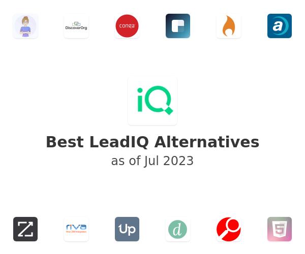 Best LeadIQ Alternatives