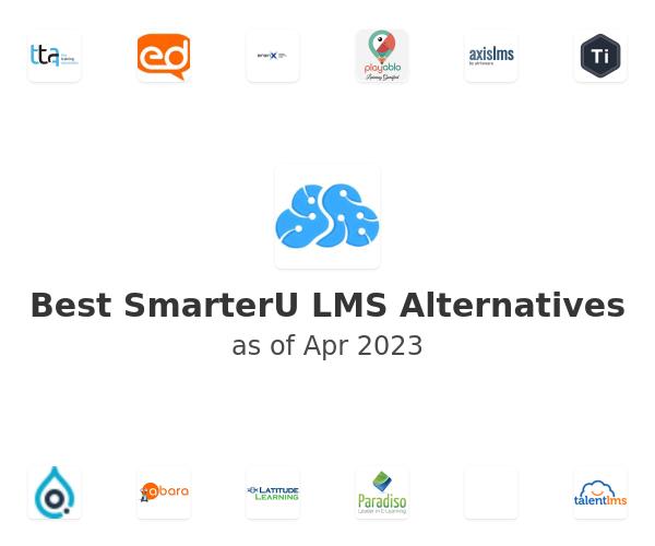 Best SmarterU LMS Alternatives