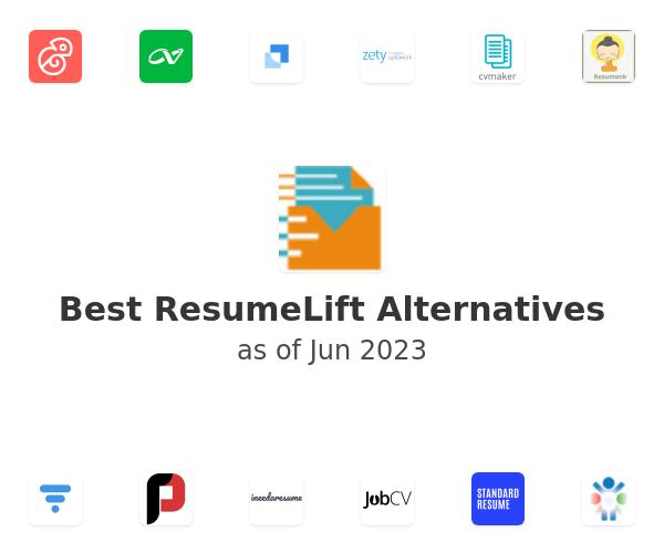 Best ResumeLift Alternatives